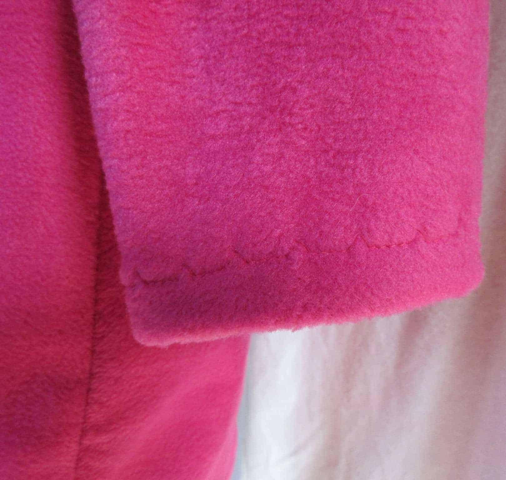 Womens Fleece Dress