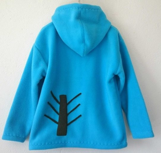 older boys-girls fleece jackets