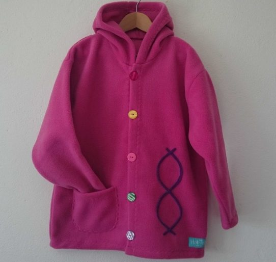 older Girls Fleece Jacket