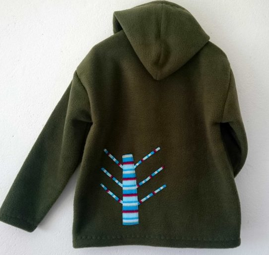 older boys Fleece jacket