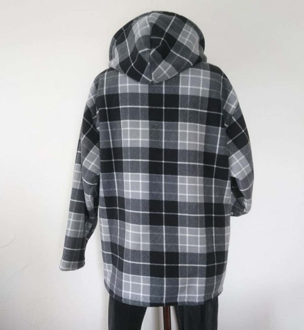 double fleece jacket