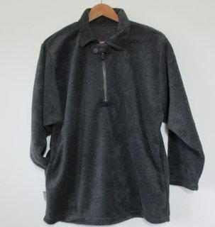 Mens Fleece Jumper with zip
