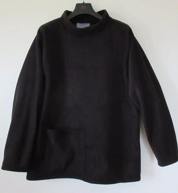 mens Fleece Pullover