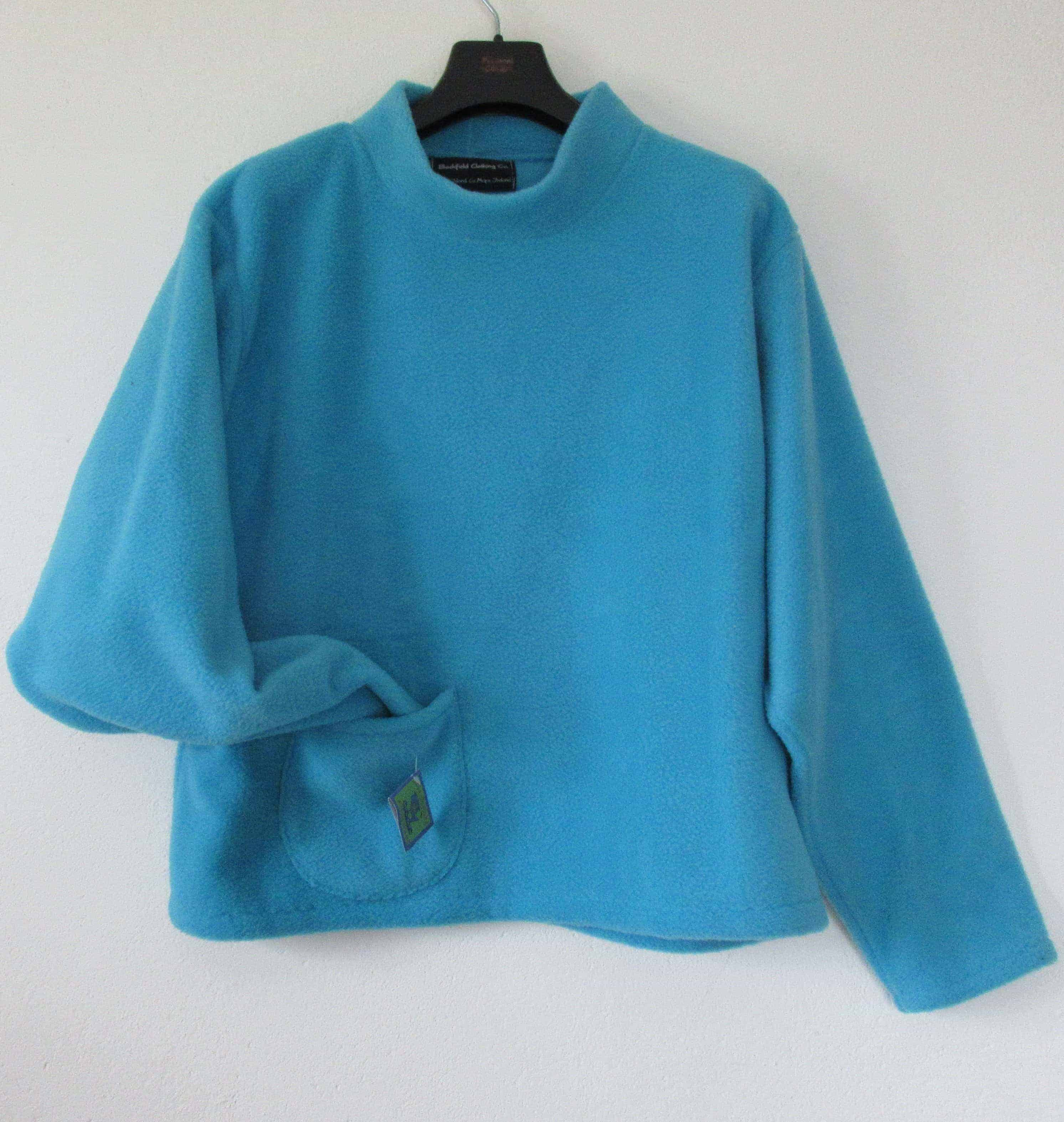 Mens Fleece Sweater