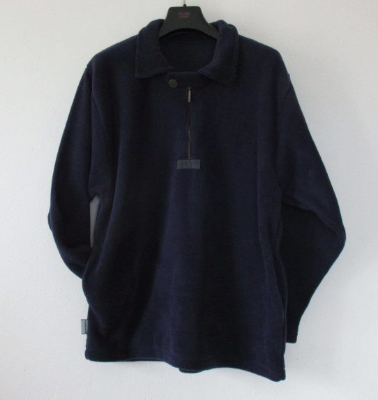 Mens Fleece Jumper ZIP