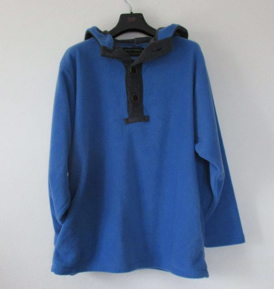 Mens Hooded Fleece