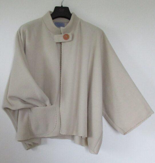 Irish Fleece Clothing short cape