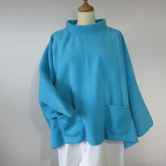 Cape Sweater
