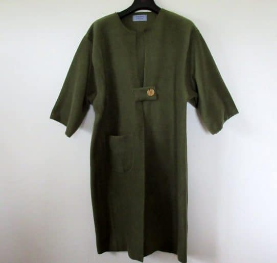 Boho long Fleece cardigan