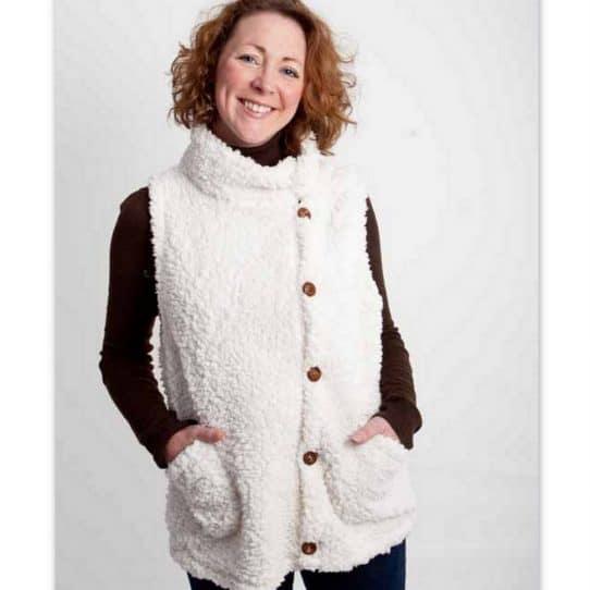 Ladies waistcoat-womens vest