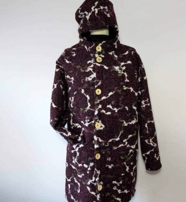 Ladies short coat, coats for women