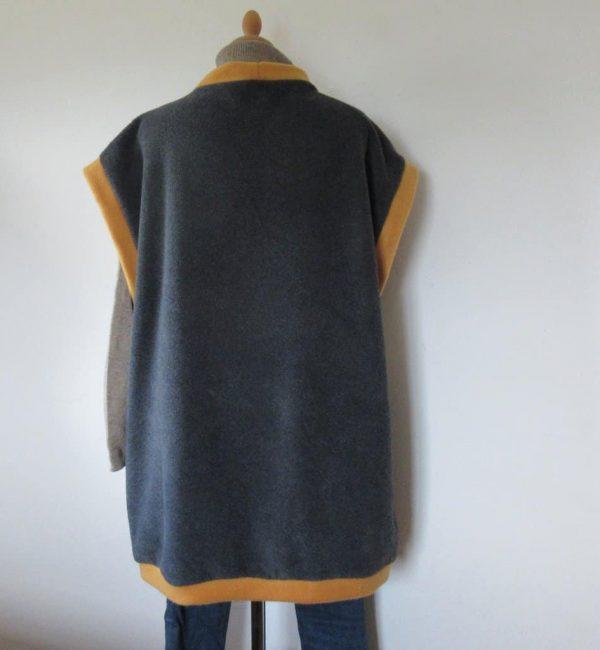 Oversized Vest
